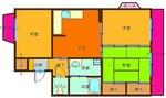 姶良市 西餅田 マンション 3F 57.18� 4.8万