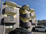 姶良市 西餅田 マンション 3F 3DK...